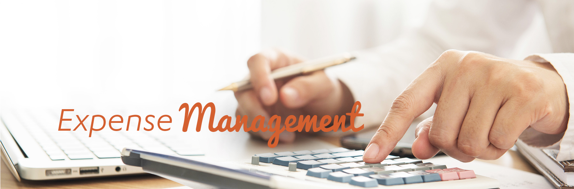 Expense Management Banner