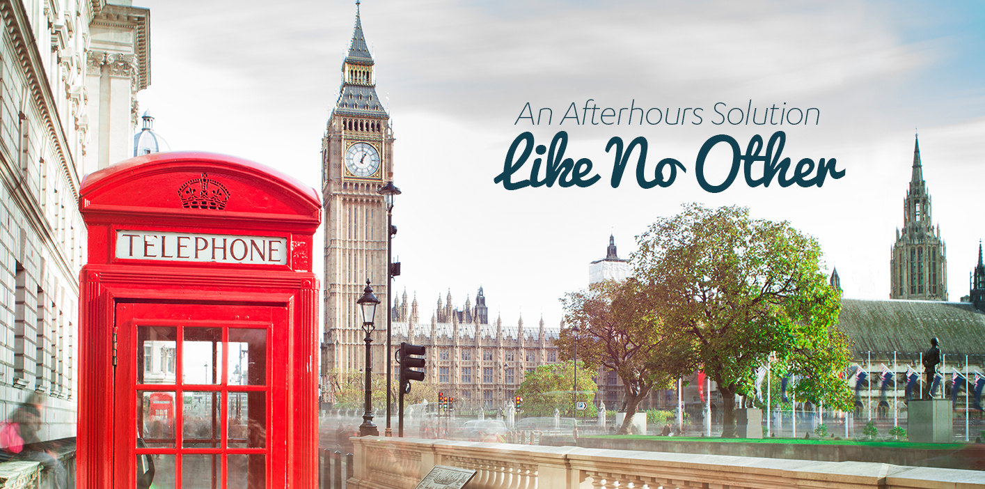 Homepage - London Afterhours